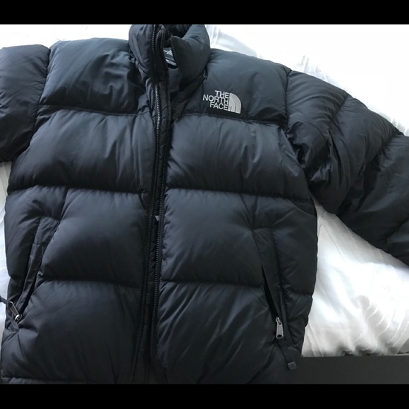 d7a3ce6c8 Northface Men's black 700 Nuptse jacket.